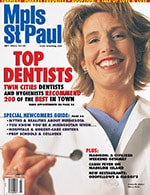 Mpls-St. Paul July 2002 Cover