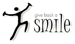 Give Back a Smile logo