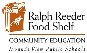 The Ralph Reeder Food Shelf benefits local needy families.