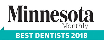 Dr. Gorman was awarded Minnesota Monthly's Best Dentists 2017
