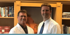 Dr. Gorman and Dr. DaVoe work together for the good of their patients.