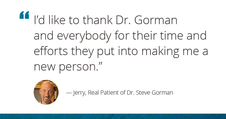 Non-Surgical Periodontal Therapy: How Jerry Got a Confident Smile